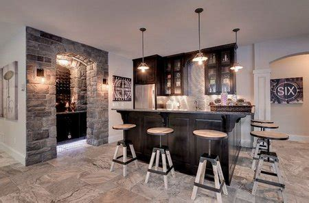 Installing A Bar In Basement by Installing A Bar In Your Basement Www Freshinterior Me