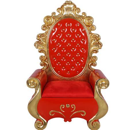 christmas santa s throne
