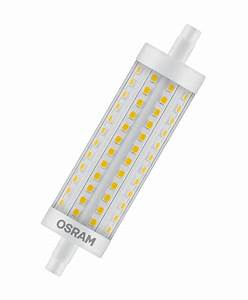 Led R7s Dimmbar : osram r7s led stablampe star line 15w 2000lm warmweiss dimmbar ~ Markanthonyermac.com Haus und Dekorationen