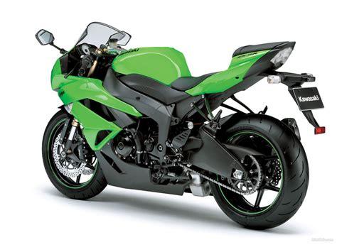 2009 Kawasaki Ninja Zx 6r Bikes