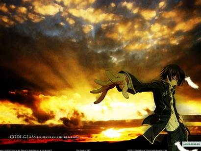 Lelouch Lamperouge Geass Code Anime Cc Wallpapers