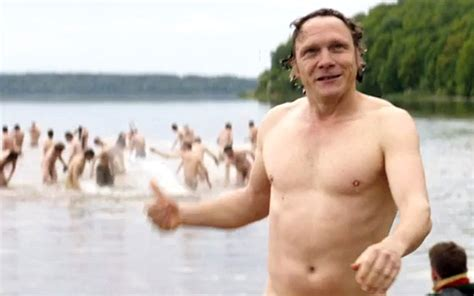 paul dano swimsuit war and peace viewers shocked to see full frontal nudity