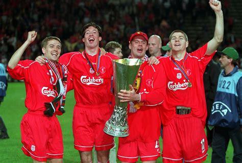 Steven Gerrard: Career in pictures - Mirror Online