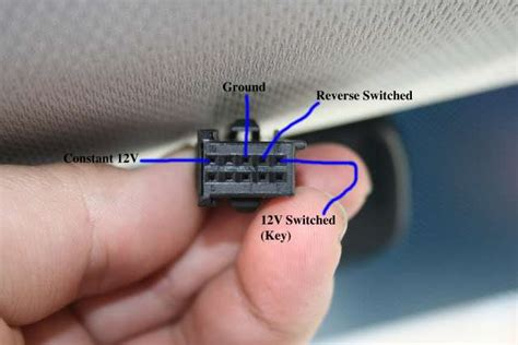 Auto Dim Rearview Mirror Failure Page Ford Truck
