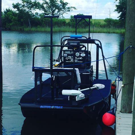 Www Gator Trax Boats by 2015 Gator Trax Sightfishing Flats The Hull