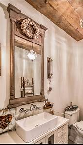 Beautiful bathrooms Country French Pinterest Bath