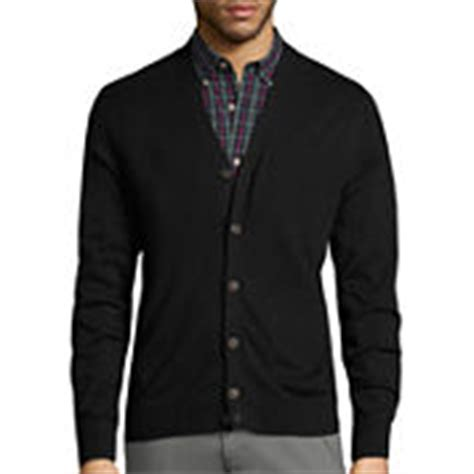 jcpenney mens sweaters cardigans sweaters for jcpenney