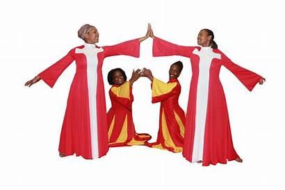 Hallal Praise Dance Ministry Gospel Church Total