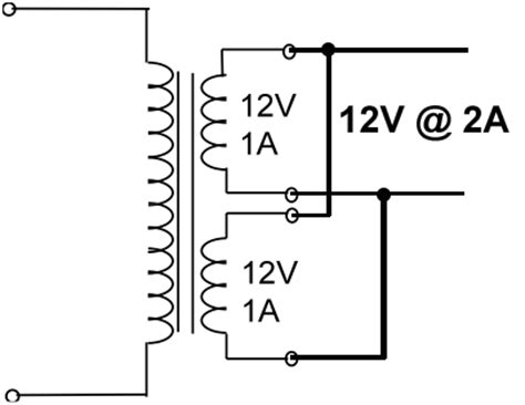 Difference Between Series Parallel Transformer