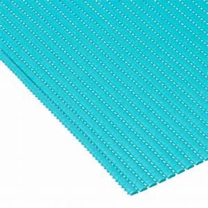tapis salle de bain mousse 65x90 cm turquoise With tapis de bain turquoise