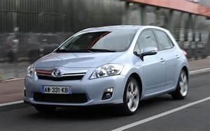 Fonctionnement Hybride Toyota : essai toyota auris hsd dynamic hybride 2010 l 39 automobile magazine ~ Medecine-chirurgie-esthetiques.com Avis de Voitures