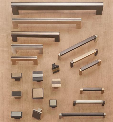 two tone cabinet hardware angle two tone series hardware international solid