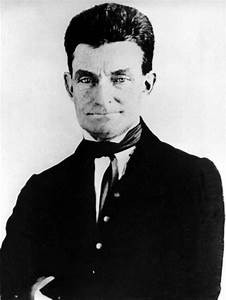 Abolitionist John Brown39s Years In Springfield Ma