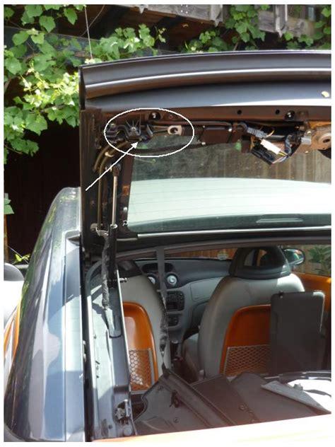 dach und mehr heckklappe1 c3 pluriel dach und kofferraum bewegen sich nicht mehr citro 235 n c2 c3 forum