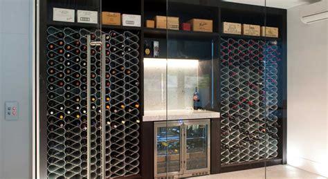 wine racks  custom cellars wine rack  bespoke kitchens modular wine storage