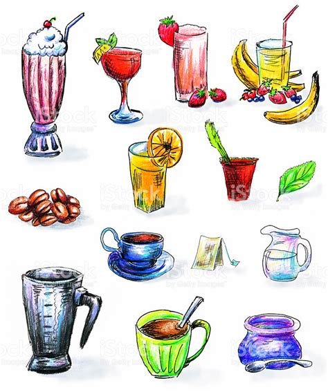 Drink Clip Clipart Images Of Drinks Collection