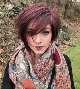 Couleur Cheveux Tendance 2017 : id e tendance coupe coiffure femme 2017 2018 couleurs ~ Melissatoandfro.com Idées de Décoration