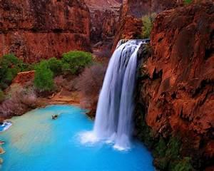 Havasu, Falls, Arizona, Wallpaper, Hd, Wallpapers13, Com