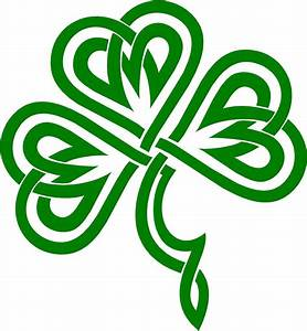 Celtic Shamrock - ClipArt Best