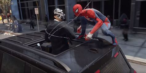 New Spiderman Game Is A Ps4 Exclusive  Business Insider