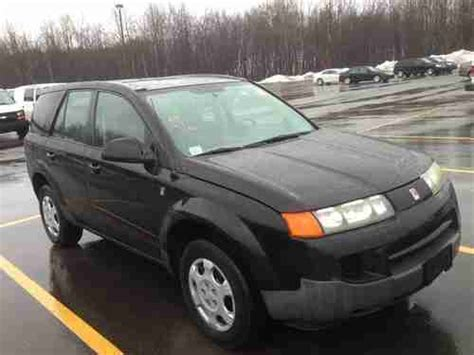 Buy Used Saturn Vue Sport Utility Parts Vehicle