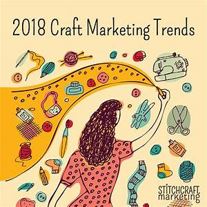 Arts And Crafts Trends 2018
