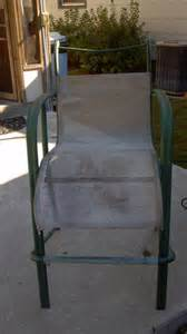 mike from georgia patio chair sling replacements before