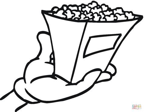 Dorable Popcorn Kernel Template Image Resume Ideas