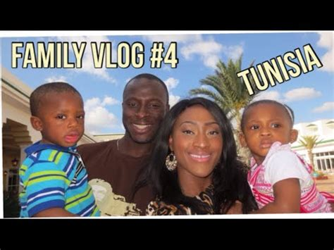 Family Vlog #4 Tunisia Youtube