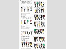 one suitcase winter vacation checklist graphic Outfit