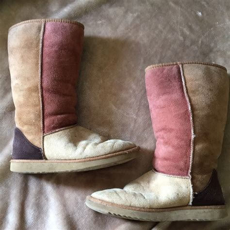 colored uggs 48 ugg shoes multi colored uggs from s