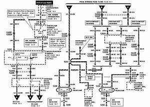 1996 Explorer  Wiring Diagram  Headlight  The Bulb And