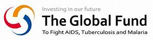 Global Fund logo | Society for Health Education