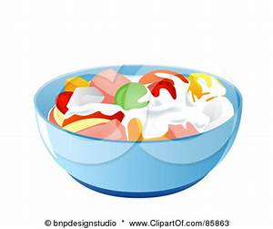 The gallery for --> Cartoon Fruit Salad