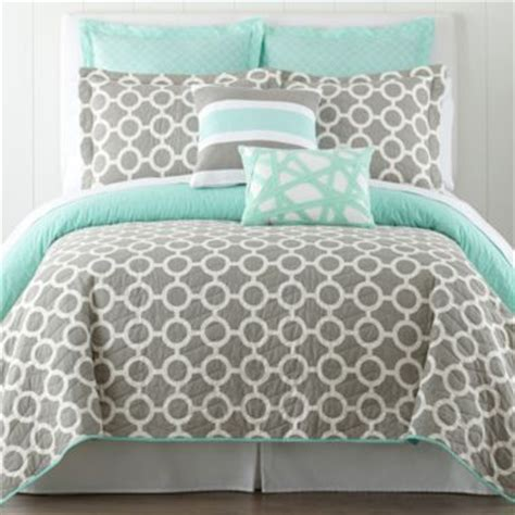 mint green and grey bedding 25 best ideas about mint bedding on mint