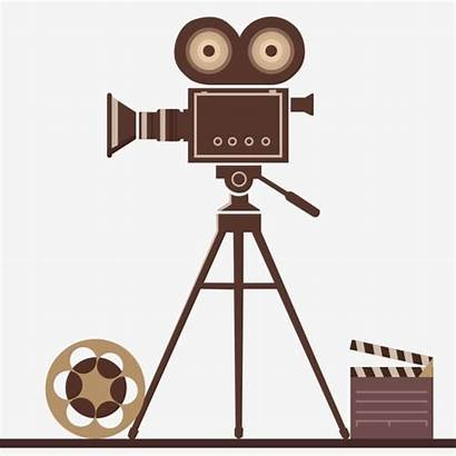 Reel Film Camera Clap Clipart Psd Pngtree