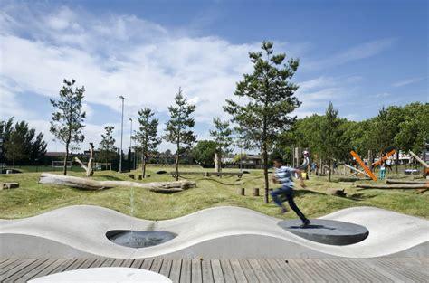 Drapers Field Kinnear Landscape Architects Archdaily