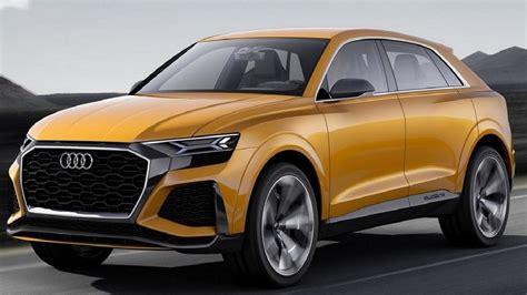 Nuovi Modelli Audi 2018 2019  Auto Nuove Audi Audi