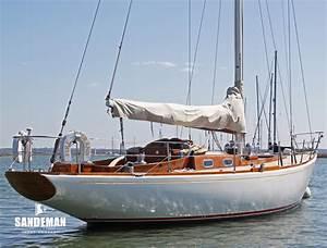 Sparkman & Stephens 40 ft Sloop 1964 - Sandeman Yacht Company