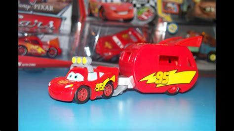 Disney Pixar Cars Mini Adventures Lightning Mcqueen And
