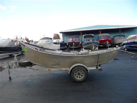 Drift Boats For Sale Oregon by Alumaweld 16x48 Boats For Sale In Portland Oregon
