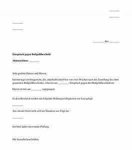 Widerspruch Gegen Baugenehmigung Muster : einspruch gegen bu geldbescheid muster word und pdf ~ Lizthompson.info Haus und Dekorationen