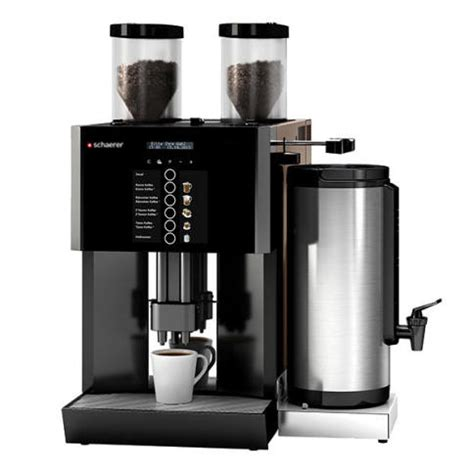schaerer coffee schaerer coffee single step cappuccino espresso machine