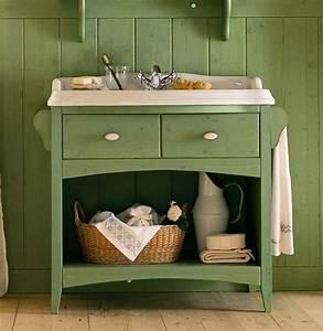 Waschtisch Holz Modern : waschtisch holz landhausstil ~ Sanjose-hotels-ca.com Haus und Dekorationen