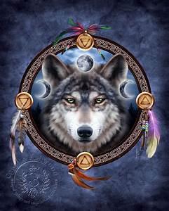 Symbole Du Loup : totem du mois l 39 esprit du loup et les poissons le ~ Melissatoandfro.com Idées de Décoration