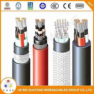 China 0 6  1kv Marine Cable Xlpe Insulation Pvc Sheath