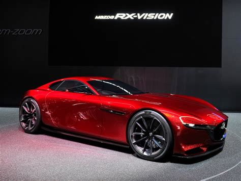 Mazda Has Approved A New Rx Sports Car