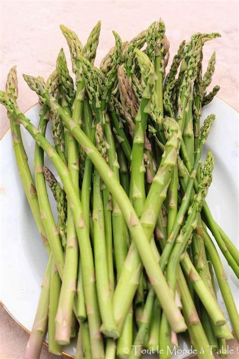 comment cuisiner les petoncles cuisiner les asperges comment cuire les asperges vertes