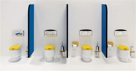 Cool Kids Bathroom Design