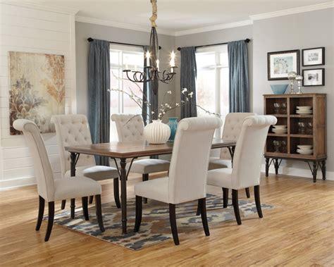 ashley furniture tripton rectangular dining room
